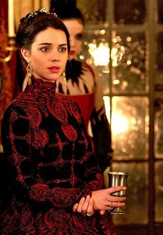 Image result for mary queen of scots reign dress