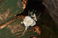 Flower Head Wreaths, Groom Boutonniere, Hair Comb Wedding, How To Preserve Flowers, Corsage, Flowers In Hair, Flower Crown, Wedding Hairstyles, Handmade