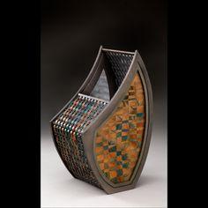 Woven Vessel by James Mosier