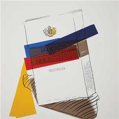 Muratti Ambassador Cigarettes