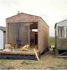 this reminds me so much about our little allotment shed that was big enough to sleep in. Those amazing summers, ooohh