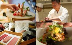 """Michael Kors is making my day with these recommendations - """"Sushi lover? 15 East in NYC is my go-to spot"""""""