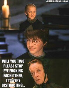 Harry Potter ~ is it? I haven't noticed Drarry! Draco X Harry Harry Potter Puns, Harry Potter Draco Malfoy, Harry Potter Ships, Harry Potter World, Harry Potter Hogwarts, Severus Snape, Vampire Diaries, Drarry Fanart, Videos