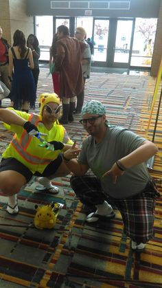 When you meet two ethans from h3h3productions at ConnectiCon (x-post from h3h3productions)