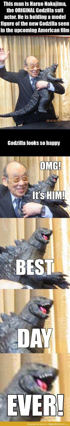 Original Godzilla actor