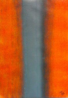 comparison / acrylic,canvas 42 x 29 cm