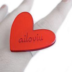 ailoviu ring  https://www.facebook.com/linalovejoyas  www.linahernandez.com
