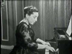 "(ɔ) Bach. Minuet en Sol menor de ""Anna Magdalena"" Anh 115. Rosalyn Tureck (HD) - YouTube"