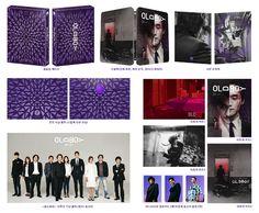 알라딘: [블루레이] 올드보이 : 스틸북 넘버링 한정판 - 풀슬립 B타입 (3disc) - 60P 소책자+접지 포스터+아트웍 카드+미니영화카드