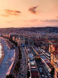 #Sunset Boulevard - Nice, France� | by � John
