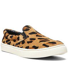 b0fc3c6dbcb689 Steve Madden Ecentrc Sneakers - Steve Madden - Shoes - Macy s Leopard Print  Slip On Sneakers