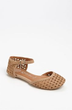 Jeffrey Campbell 'Marcy' Sandal | Nordstrom  will someone please please please buy theese for me? i'll love you long time. <3
