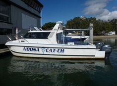 Cool boat Noosacat Power 8.6M Catamaran with Business