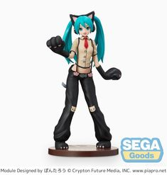 Vocaloid, Sega Arcade, Hatsune Miku Project Diva, Tokyo Otaku Mode, Smart Art, Anime Figurines, Mode Shop, Free Anime, Good Smile