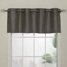 "Found it at Wayfair - Aruba 54"" Curtain Valance"
