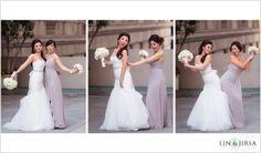 Millennium Biltmore Hotel Los Angeles Wedding | Brian and Eunice