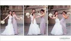 Millennium Biltmore Hotel Los Angeles Wedding | Brian and Eunice