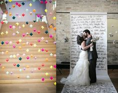 again with the book. i love love love it so much as an aisle runner or photobooth backdrop