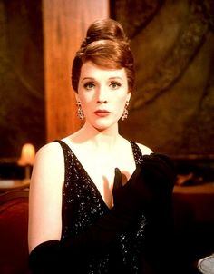 Julie Andrews in the Paramount Pictures/Blake Edwards musical Darling Lili, 1970.