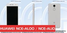 Huawei NCE-AL00 / NCE-AL10: Einsteiger-Gerät bei Tenaa geleakt #Handys #Leak #News