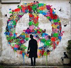 Kenny Random street art