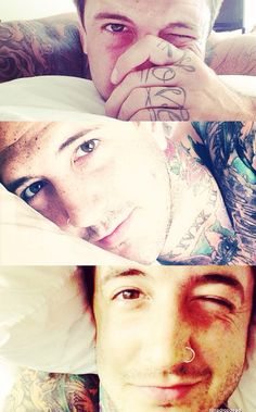 Austin Carlile, can I please wake up to this every single morning. But you know in person, not just photos. Yeah that'd be great.