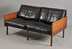 'Ateljee' sofa designed by Yrjö Kukkapuro, made by Haimi. Sofa Design, Sofas, Couch, Interior, Chairs, Furniture, Home Decor, Atelier, Couches