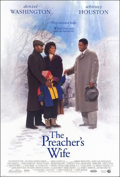 The Preacher's Wife (1996) starring Denzel Washington, Whitney Houston & Courtney B. Vance