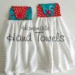 Homemade Hand Towel