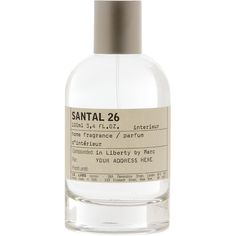 Le Labo Santal 26 Home Fragrance EUR105 Liked On Polyvore Featuring