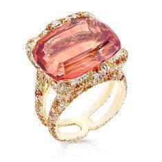 EMOTION KATHARINA TOPAZ RING  Faberge.com