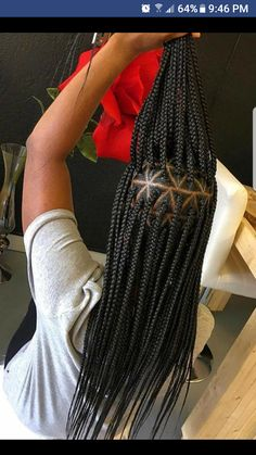 37 Unique Triangle Box Braids Hairstyles 2019 Funky For Black Women Protective Hairstyles For Natural Hair, Braided Hairstyles For Black Women, African Braids Hairstyles, Girl Hairstyles, Hairstyle Ideas, African Hair Braiding, Big Box Braids Hairstyles, Black Hairstyle, Black Girl Braids