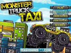 jeu Monstre taxi http://www.jvoiture.fr/jeu-monstre-taxi/