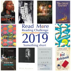 Read More Reading Challenge: Something Short Jamel, Lucky Man, Reading Challenge, Read More, Books To Read, Novels, Challenges, Fiction