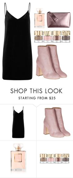 """""""Untitled #232"""" by lenka-skodiova on Polyvore featuring rag & bone/JEAN, Laurence Dacade, Chanel and Smith & Cult"""