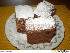 Andělsky nadýchaný perník - MUSIM UPECT (MG) Czech Desserts, Czech Recipes, Valspar, Sweet Recipes, Food And Drink, Cooking Recipes, Pudding, Yummy Food, Sweets