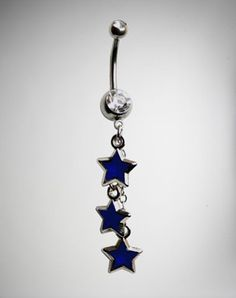 Mood Belly Button Ring