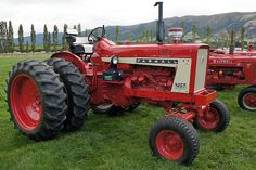1963 International Farmall 706