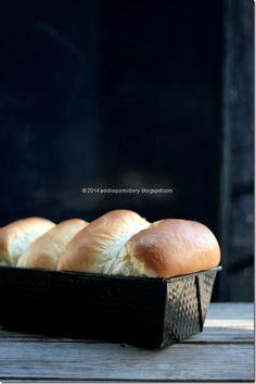 Tangzhong method bread Hot Dog Buns, Hot Dogs, Hamburger, Bread, Baking, Cook, Brot, Bakken, Burgers