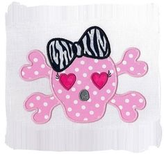 Hey, I found this really awesome Etsy listing at http://www.etsy.com/listing/80886014/scull-girly-machine-embroidery-applique