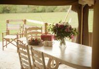 Glamping in Devon, England - Cuckoo Down Farm, Luxury Camping