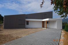 Vivienda Passivhaus muros www.timberonlive.com