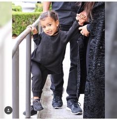 Discover recipes, home ideas, style inspiration and other ideas to try. Little Kid Fashion, Toddler Fashion, Kids Fashion, Kids Yeezys, Cute Kids, Cute Babies, Yeezy Outfit, Kardashian, Kool Kids