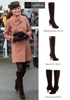 Kate Middleton Style. Stuart Weitzman 'Zipkin' repliKates