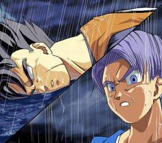 One of my favorite DBZ movies, and also the saddest scene out of the whole series. I don't care how many times Goku, Vegeta, or anyone else dies...the death of Future Gohan and the following events were terrible to watch, especially since they were so perfectly executed by the animators.