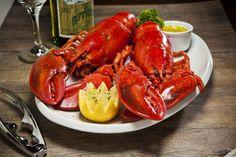 Lobster Shrimp, Meat, Vegetables, Food, Essen, Vegetable Recipes, Meals, Yemek, Veggies