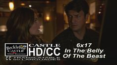 "Castle 6x17 End Scene ""In The Belly of The Beast"" Caskett & Who Is The Real Lazarus (HD/CC)"