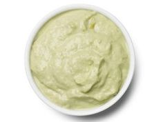 Avocado-Chile Spread : Spread Puree 1 avocado, 1/2 cup sour cream or crema, 1/4 cup canned chopped green chiles, the juice of 1 lime and 1/2 clove garlic until smooth. Season with salt.