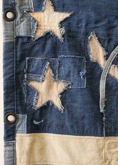 denim stars N stripes