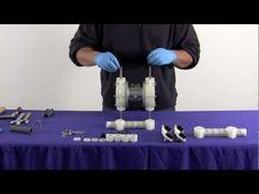 YAMADA® DP-10BP Repair Video